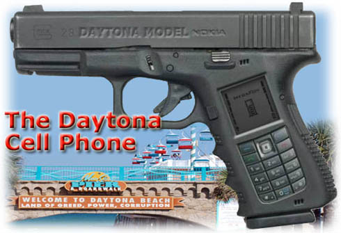 Fight Crime: Daytona Cell Phone